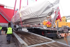 Yacht Car Transport